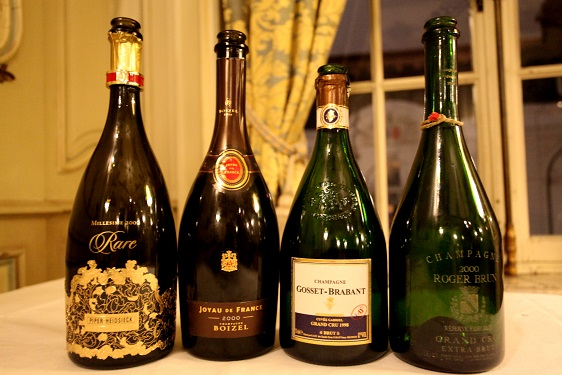 champagner roger brun